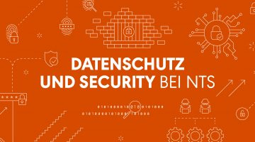 DATA PROTECTION AND SECURITY AT NTS