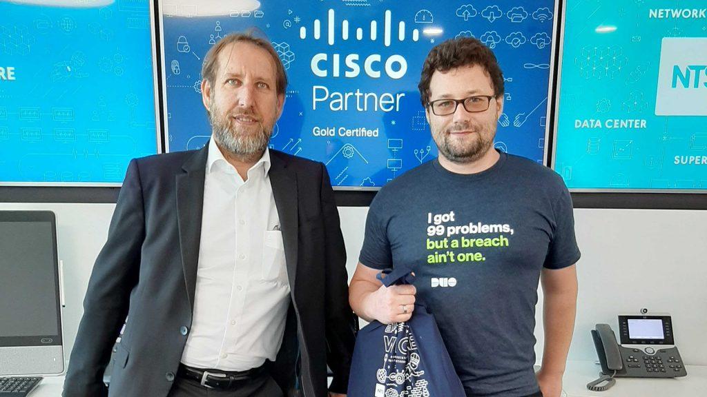 Cisco partnersuche